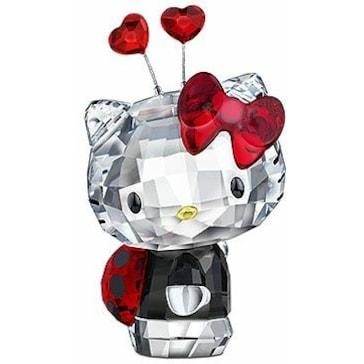 Swarovski Hello Kitty Marienkäfer