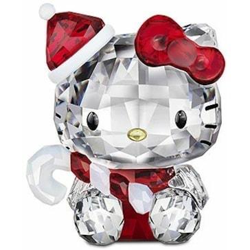 Swarovski Hello Kitty Santa