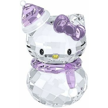 Swarovski Hello Kitty Snowman
