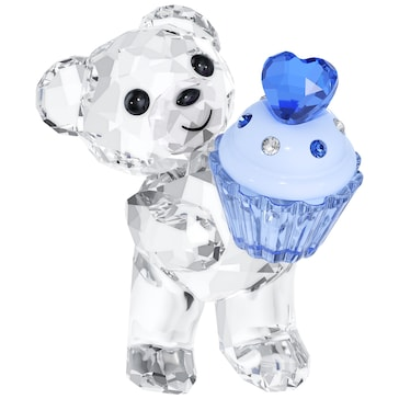 Swarovski Kris Bär – Blue Muffin