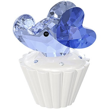 Swarovski Muffin-Box mit Elefant 1194041
