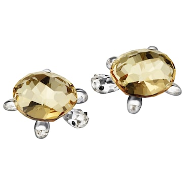 Swarovski Schildkröten-Babies, Crystal Golden Shadow (2er-Set) 1130268