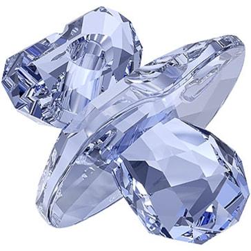 Swarovski Schnuller Light Sapphire