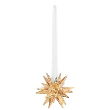 Swarovski Stern Kerzenhalter, Golden Shadow 5064296