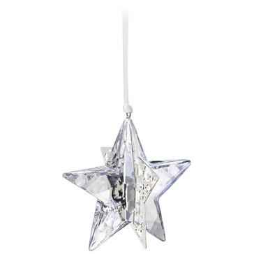 Swarovski Weihnachtsornament Stern, Moonlight