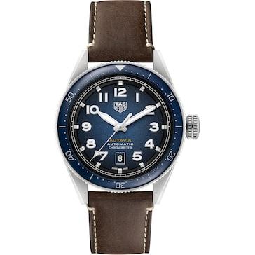 TAG Heuer Autavia Calibre 5 COSC Chronometer
