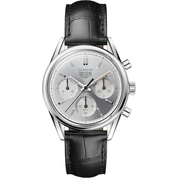 TAG Heuer Carrera Calibre Heuer 02 160 Years Silver Limited Edition