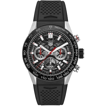 TAG Heuer Carrera Calibre Heuer 02 Automatik Chronograph