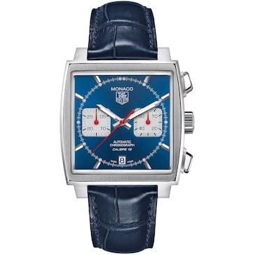 TAG Heuer Monaco Calibre 12 Automatik Chronograph