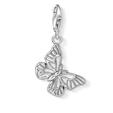 Thomas Sabo Charm-Anhänger Schmetterling