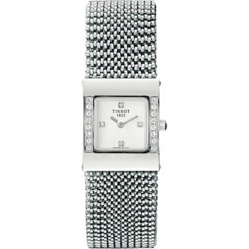 Tissot Bellflower Diamonds