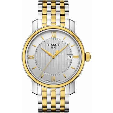 Tissot Bridgeport Quartz Gent T097.410.22.038.00