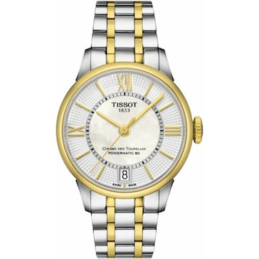 Tissot Chemin des Tourelles Powermatic 80 Lady T099.207.22.118.00
