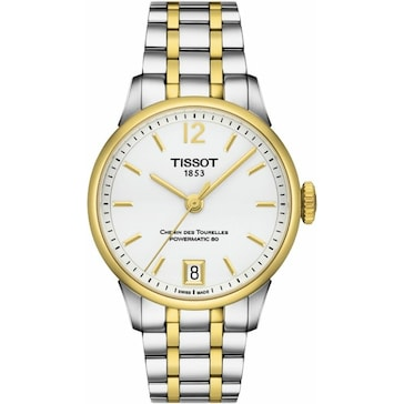 Tissot Chemin des Tourelles Powermatic 80 Lady T099.207.22.037.00