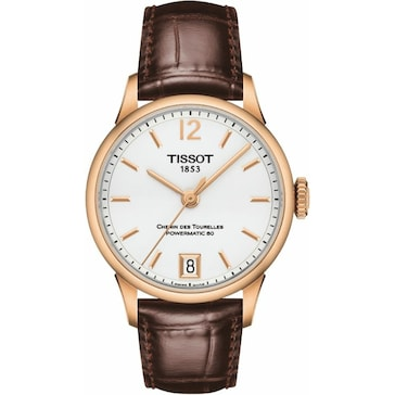 Tissot Chemin des Tourelles Powermatic 80 Lady T099.207.36.037.00