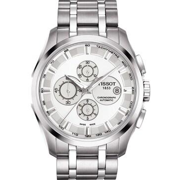 Tissot Couturier Automatic Chronograph C01.211 T035.627.11.031.00