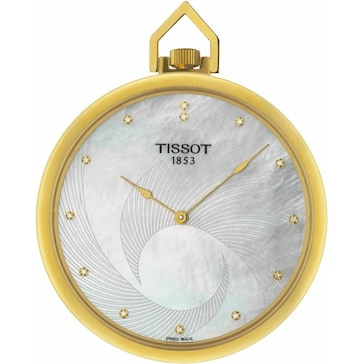 Tissot Lepine Quartz Diamonds