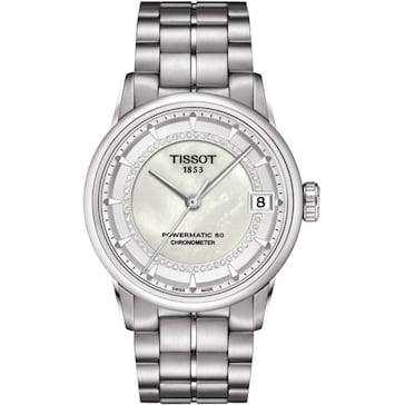 Tissot Luxury Automatic COSC Chronometer T086.208.11.116.00