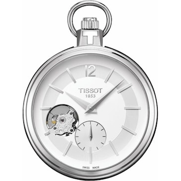 Tissot Pocket Mechanical Skeleton T854.405.19.037.01