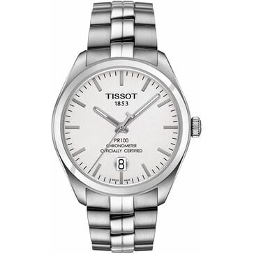 Tissot PR 100 Automatic COSC Chronometer T101.408.11.031.00