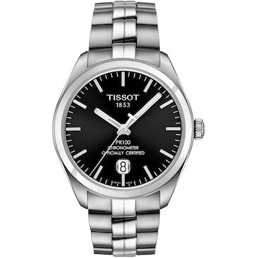 Tissot PR 100 Automatic COSC Chronometer T101.408.11.051.00
