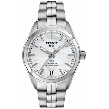 Tissot PR 100 Automatic COSC Chronometer Lady T101.208.11.111.00
