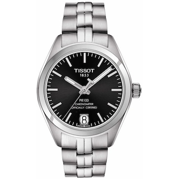 Tissot PR 100 Automatic COSC Chronometer Lady T101.208.11.051.00