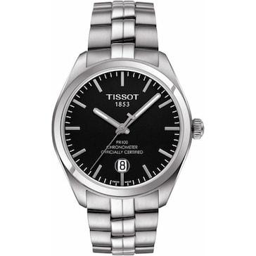 Tissot PR 100 Quartz COSC Chronometer T101.451.11.051.00