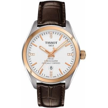 Tissot PR 100 Quartz COSC Chronometer T101.251.26.036.00
