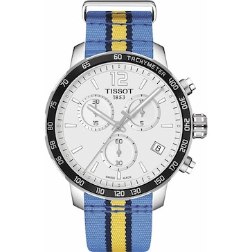 Tissot Quickster NBA Denver Nuggets T095.417.17.037.25