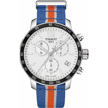 Tissot Quickster NBA New York Knicks T095.417.17.037.06