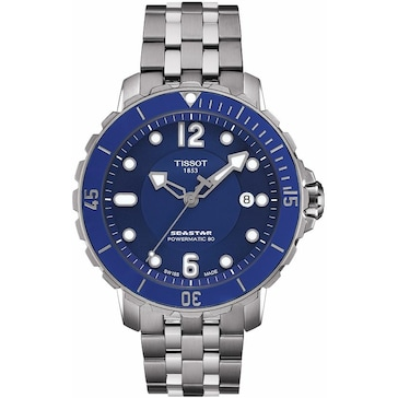 Tissot Seastar 1000 Automatic Powermatic 80 T066.407.11.047.02