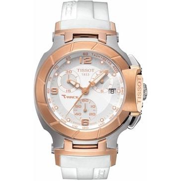 Tissot T-Race Quartz Chronograph Lady Diamonds T048.217.27.016.01
