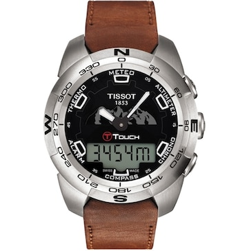 Tissot T-Touch Expert Jungfraubahn Special Edition