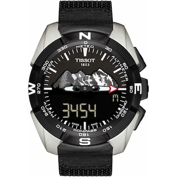 Tissot T-Touch Expert Solar Jungfraubahn Special Edition T091.420.46.051.10