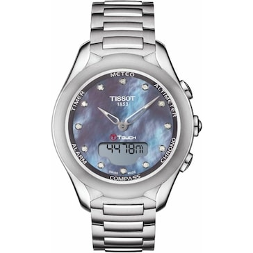Tissot T-Touch Lady Solar Diamonds T075.220.11.106.01