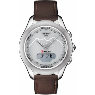 Tissot T-Touch Lady Solar Jungfraubahn Special Edition T075.220.16.011.10