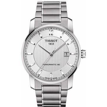 Tissot Titanium Automatic Powermatic 80 T087.407.44.037.00