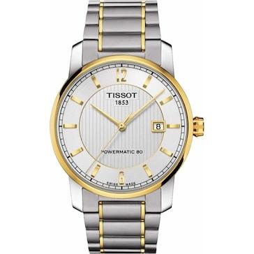 Tissot Titanium Automatic Powermatic 80 T087.407.55.037.00