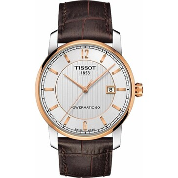 Tissot Titanium Automatic Powermatic 80