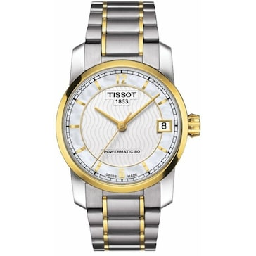 Tissot Titanium Automatic Powermatic 80 Lady T087.207.55.117.00