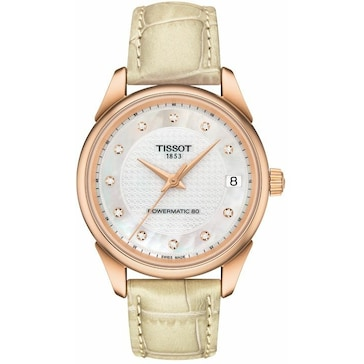 Tissot Vintage Automatic Powermatic 80 Lady Diamonds