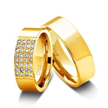14 Karat / 585 Gelbgold CGZ3379