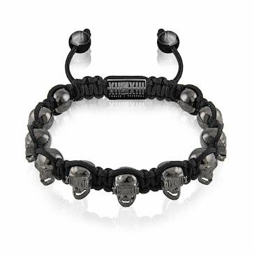 Twelve Thirteen Skull Black Treasure M
