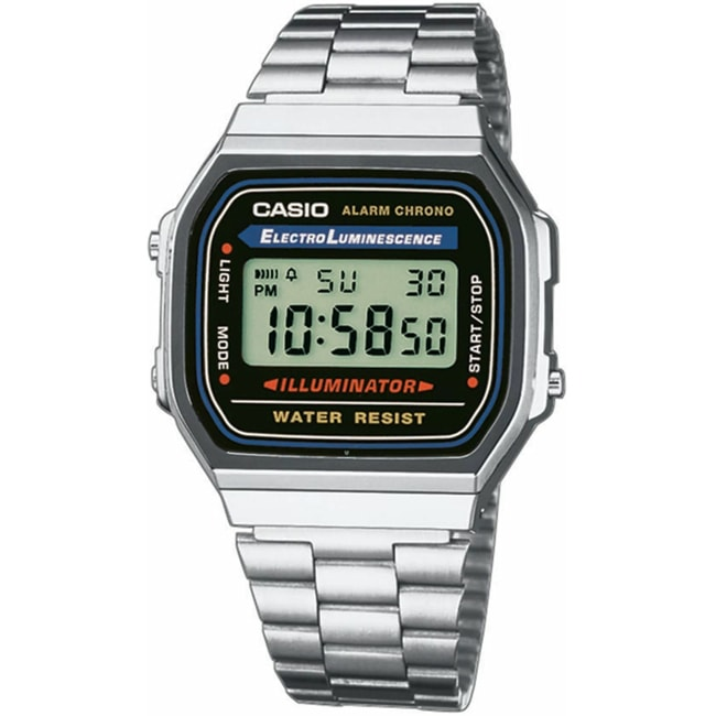 37d243a26a10f4 Casio Vintage Iconic (A168WA-1YES) online kaufen | CHRISTIAN