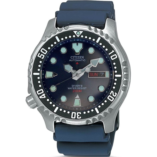 new style skate shoes a few days away Citizen Promaster Marine Diver Automatic