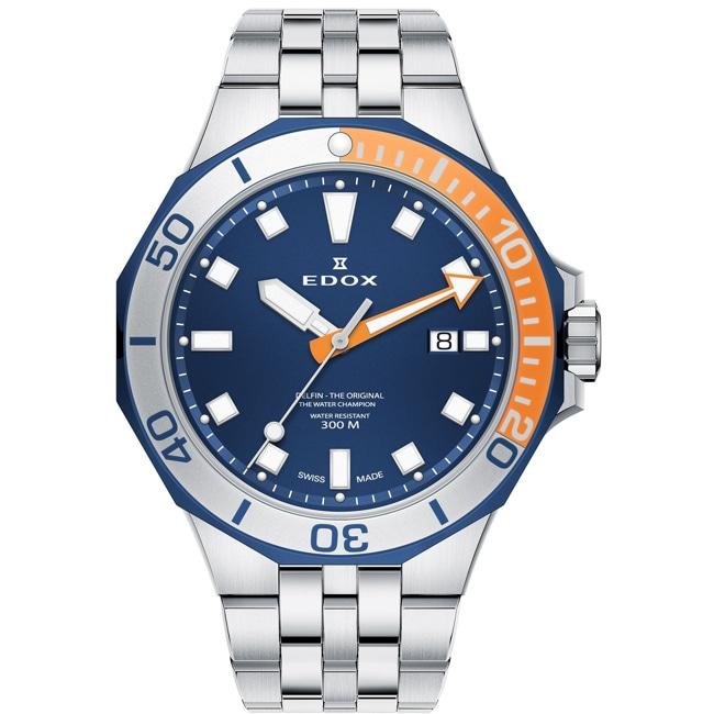 Edox Delfin Diver (53015 357BUOM BUIN) online kaufen  9fb51a0ae2f
