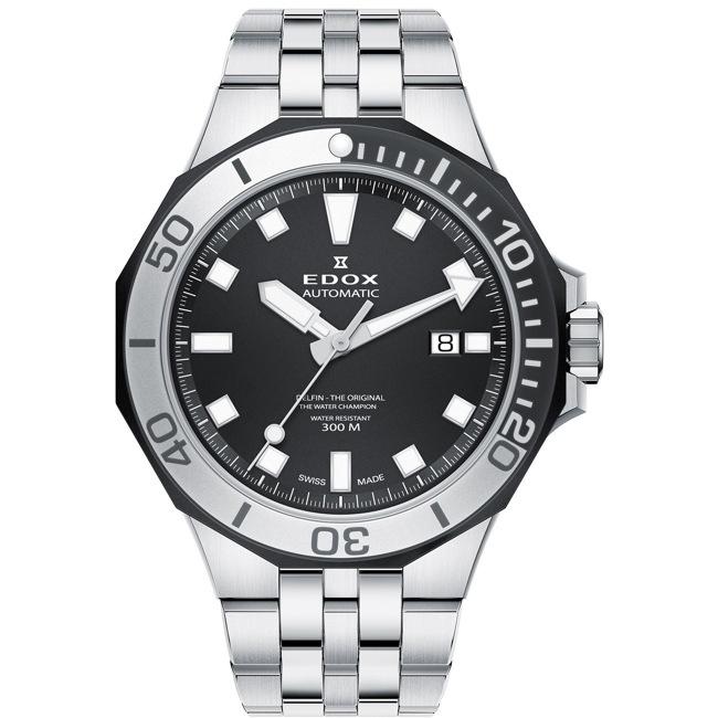 Edox Delfin Diver Automatic (80110 357NM NIN) online kaufen  c535eb55405