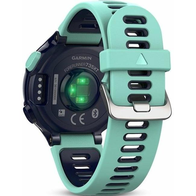 garmin forerunner 735xt gps smartwatch mit herzfrequen. Black Bedroom Furniture Sets. Home Design Ideas