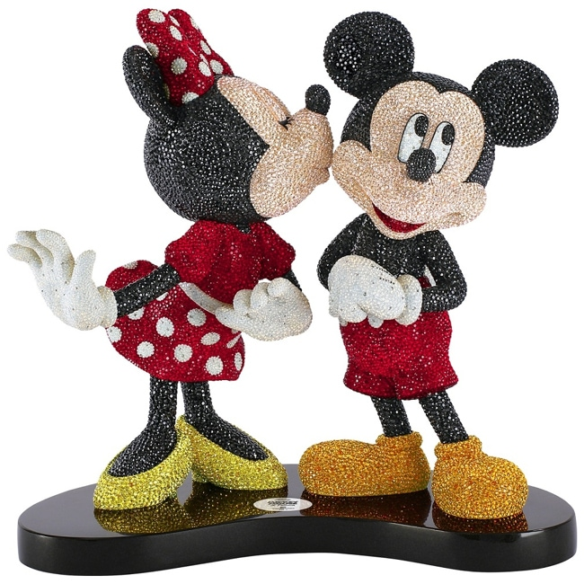 Swarovski Disney Micky Minnie Limitierte Ausgabe 2016 5176932
